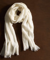 Martin + Osa Solid Washed Wool Scarf