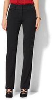 New York & Co. 7th Avenue Design Studio Pant - Modern - Leaner Fit - Straight Leg - SuperStretch - Petite