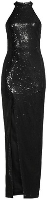 LIKELY Carrie Sequin Column Gown