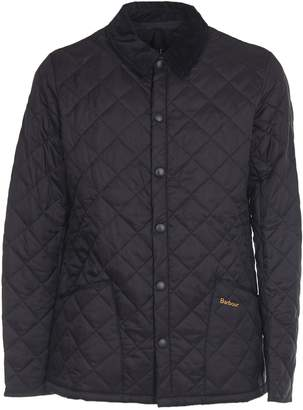 Barbour Blue Quilted Jacket