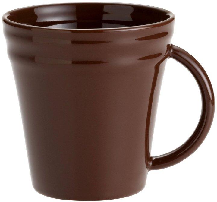 Rachael Ray Double Ridge Mug Set, 4-pc, Green