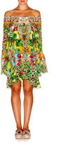 Camilla Cool Cat A Line Frill Dress