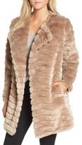 BB Dakota Women's Mccoy Faux Fur Coat