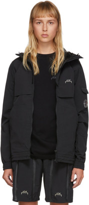 A-Cold-Wall* Black Compass Storm Jacket