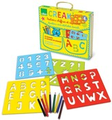 Vilac Letters and Numbers Creative Kits