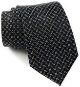 English Laundry Motif Silk Tie