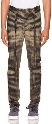 Fear Of God Slim Jean in Zebra Stripe | FWRD