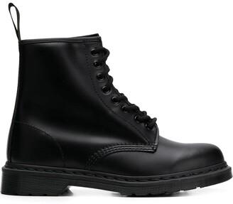 Dr. Martens lace-up boots
