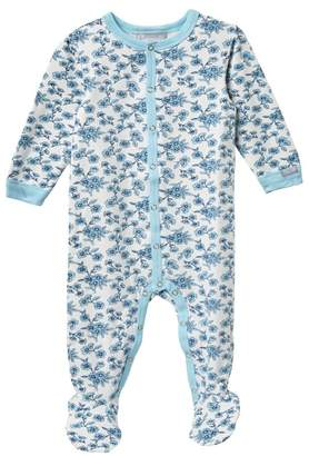 Coccoli Printed Footie (Baby Girls)