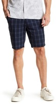 Toscano Plaid Short