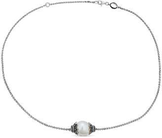Oceana Single South Sea Pearl Necklace, White
