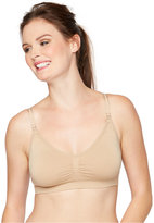 A Pea in the Pod Full-Coverage Clip-Down Nursing Bra