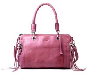 Old Trend Lily Leather Satchel Bag