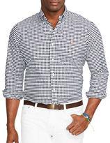 Polo Ralph Lauren Big and Tall Gingham Oxford Shirt