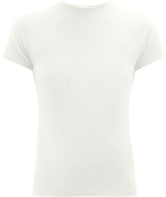 ATM - Baby Slubbed Cotton-jersey T-shirt - White