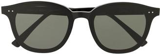 Gentle Monster Lang 01 oval-frame sunglasses