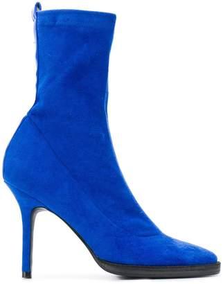Haider Ackermann high heel boots