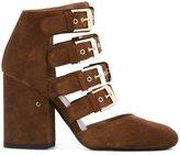 Laurence Dacade 'Maja Split' sandals - women - Leather/Suede - 36
