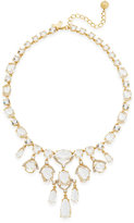 Kate Spade Special Occasion Gold-Tone Crystal and Pavé Statement Necklace