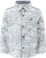 Monsoon Logan London Long Sleeve Shirt