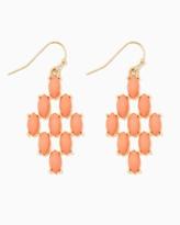 Charming charlie Diamond Days Earrings