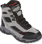ST. JOHN'S BAY St. John's Bay Widget Mens Lace-Up Hiking Boots