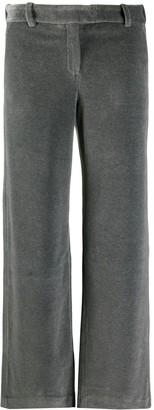 Circolo 1901 Velvet Effect Trousers