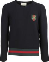 Gucci Patch Sweatshirt