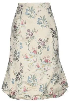 Brock Collection 3/4 length skirt