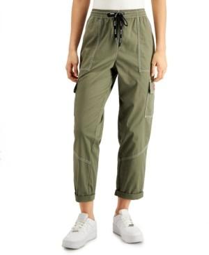 Dickies Juniors' Cropped Cargo Pants