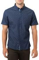 7 Diamonds Men's Subsonic Woven Shirt