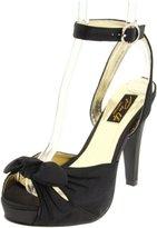 Pleaser USA Women's Bettie-04/B Ankle-Strap Sandal