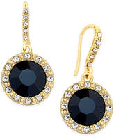 INC International Concepts Round Stone Drop Earrings, Created for Macy's