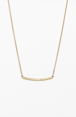 Bony Levy Bar Pendant Necklace