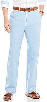 Daniel Cremieux Newport Oxford Classic-Fit Flat-Front Pants