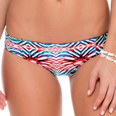 Luli Fama Side Tab Reversible Full Bottom In Multicolor (L508366)