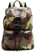 Givenchy Camouflage-print Nylon Backpack