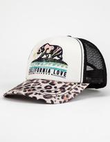 Billabong Cali Love Girls Trucker Hat