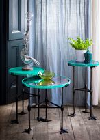 Matthew Williamson Green Nesting Tables