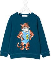Stella McCartney printed sweatshirt - kids - Cotton - 2 yrs