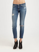 AG Adriano Goldschmied The Leggings Ankle Skinny Jeans