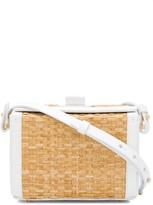 Nico Giani leather-trimmed box bag