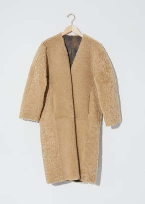 Arch The Reversible Shearling Coat