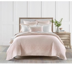 Charter Club Sleep Luxe Cotton 800-Thread Count 3-Pc. Printed Petal Ombre Twin Comforter Set, Created For Macy's Bedding