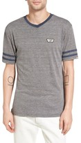 Vans Men's Patch V-Neck T-Shirt