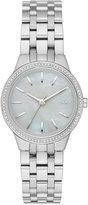 DKNY Women's Park Slope Stainless Steel Bracelet Watch 28mm NY2571