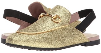 Gucci Kids Princetown Driving (Little Kid) (Rose) Girl's Shoes