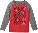 Quiksilver Chaotic Long Sleeve Graphic Tee (Little Boys)