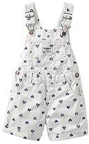 "Osh Kosh OshKosh Baby Girls ""Hearts"" Shortall - (Size -)"