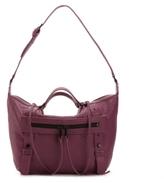 She + Lo Leather Zip Shoulder Bag